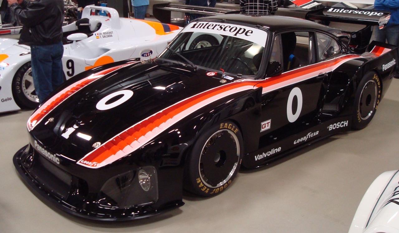 '77 Porsche 934/5 street legal - Appelez la BCZRCCR ! 8