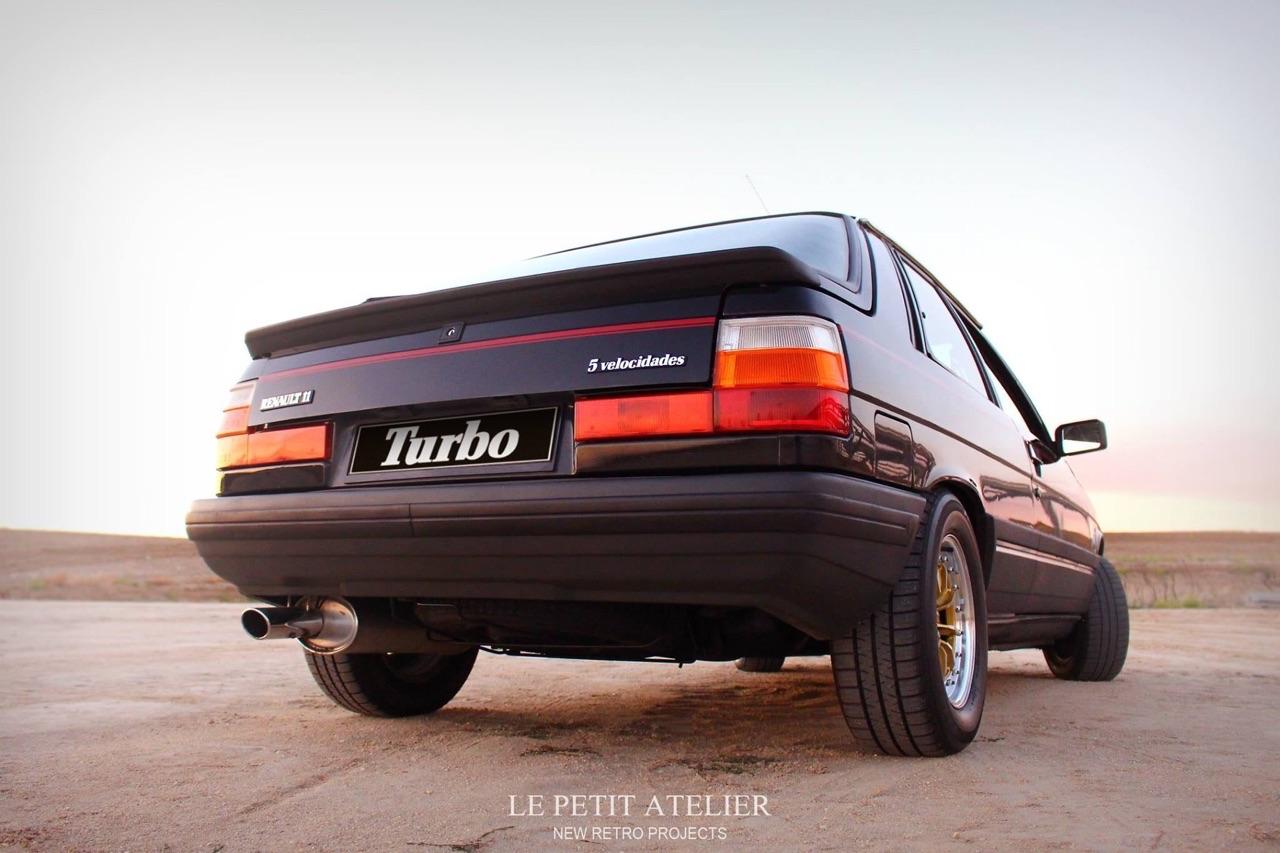 '85 R11 Turbo - Youg'attitude ! 6