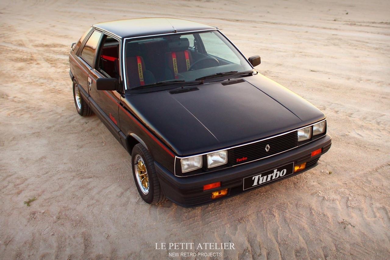 '85 R11 Turbo - Youg'attitude ! 8