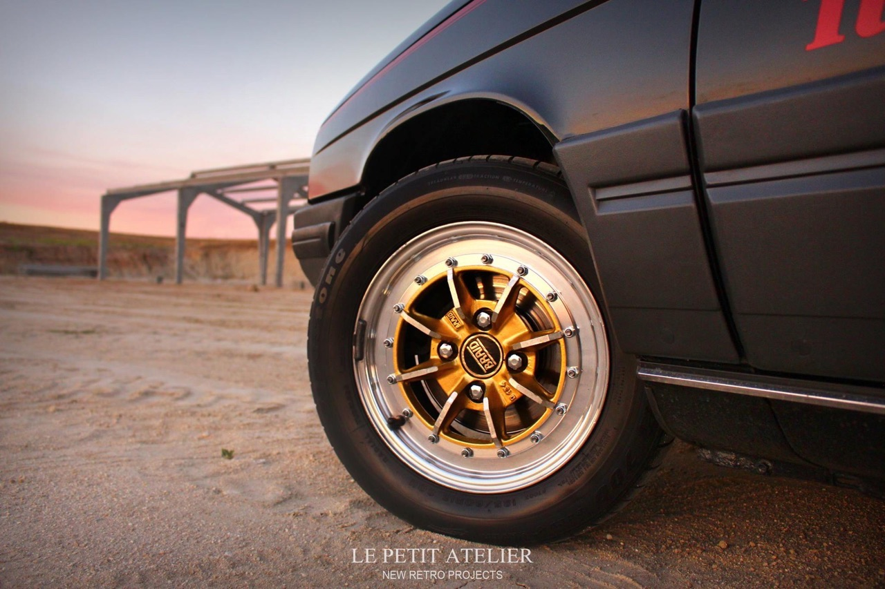 '85 R11 Turbo - Youg'attitude ! 9