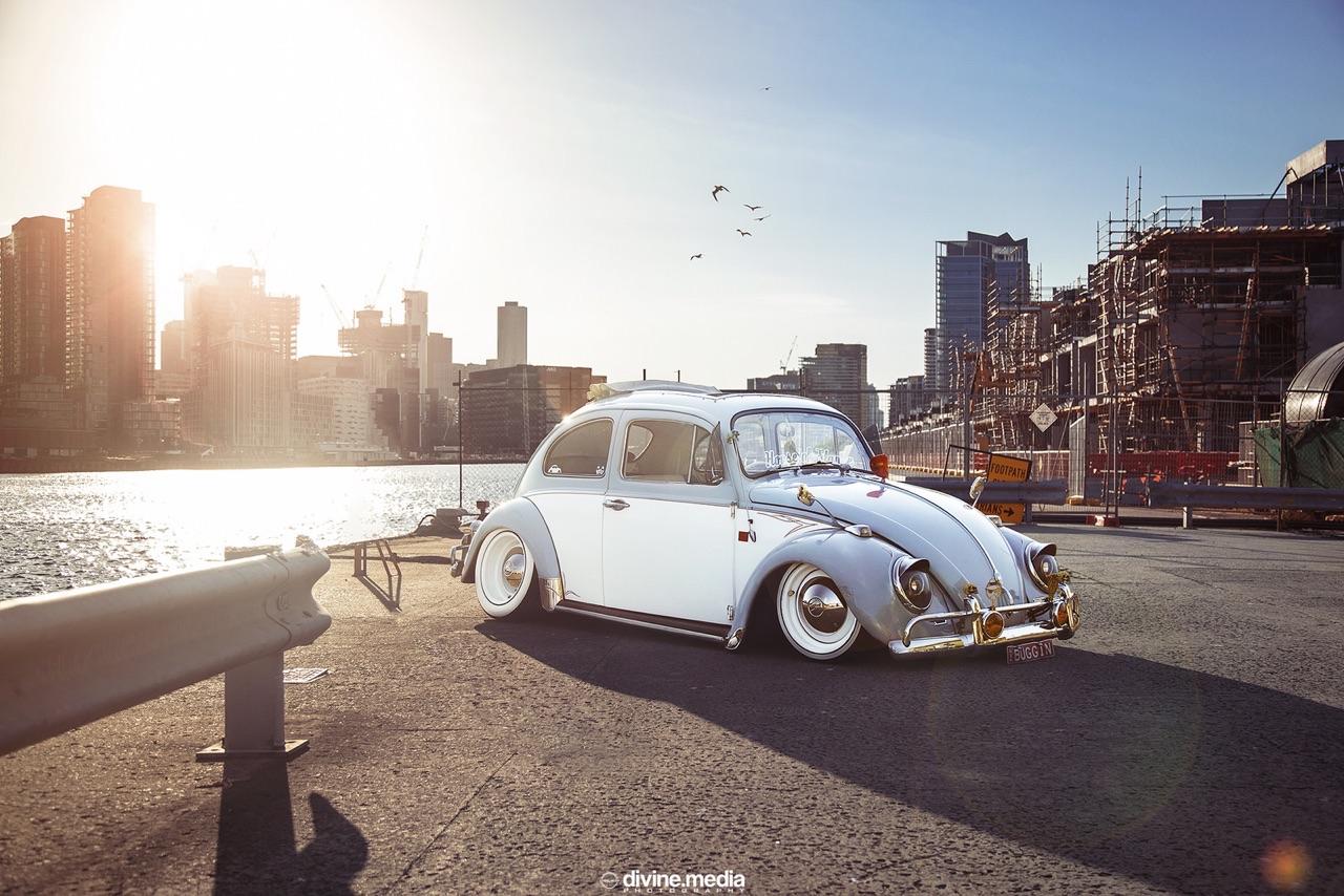'66 VW Cox - Slammed & fun en Australie ! 12