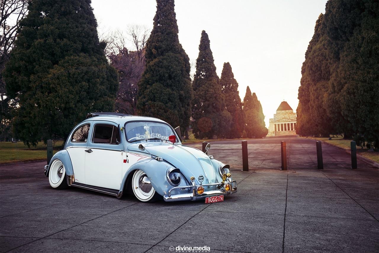 '66 VW Cox - Slammed & fun en Australie ! 6