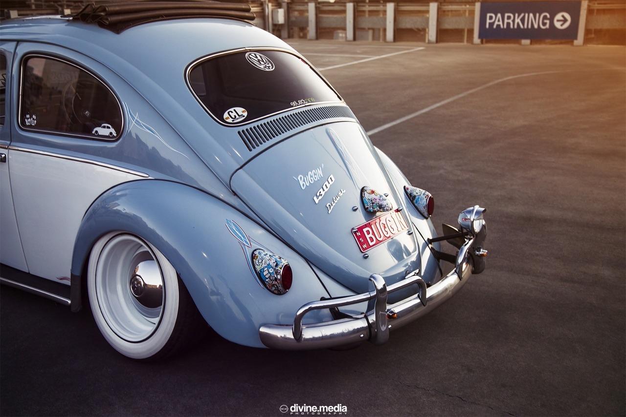 '66 VW Cox - Slammed & fun en Australie ! 5