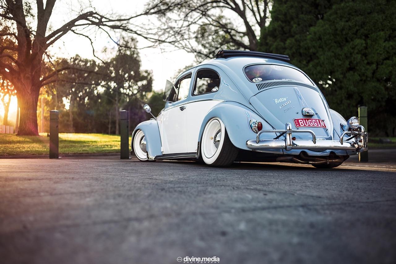 '66 VW Cox - Slammed & fun en Australie ! 4