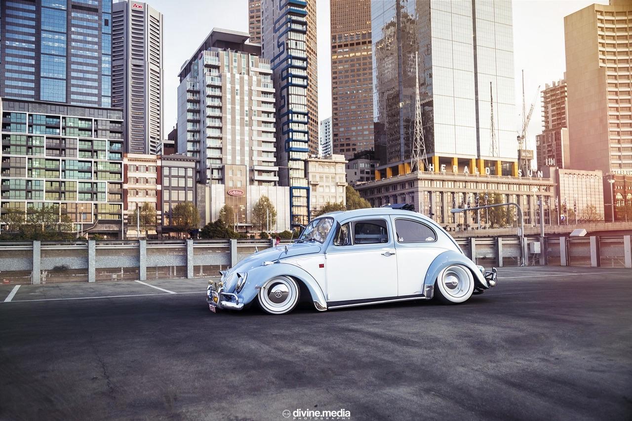 '66 VW Cox - Slammed & fun en Australie ! 7