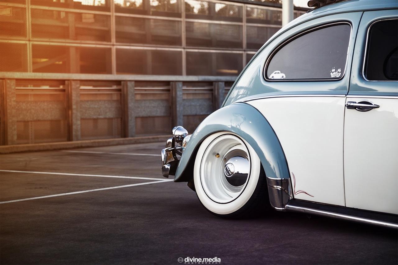 '66 VW Cox - Slammed & fun en Australie ! 3