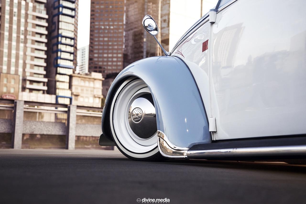 '66 VW Cox - Slammed & fun en Australie ! 2