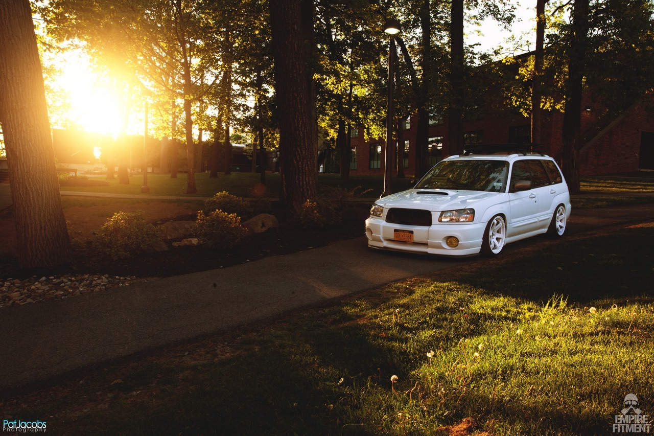 Subaru Forester 2.5 XT Sport - Slammed family ! 9