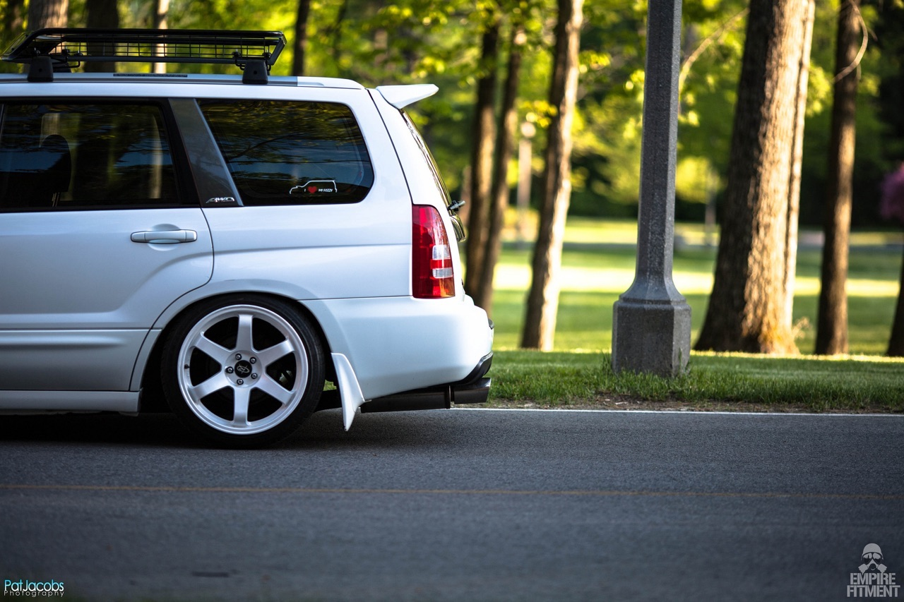 Subaru Forester 2.5 XT Sport - Slammed family ! 8