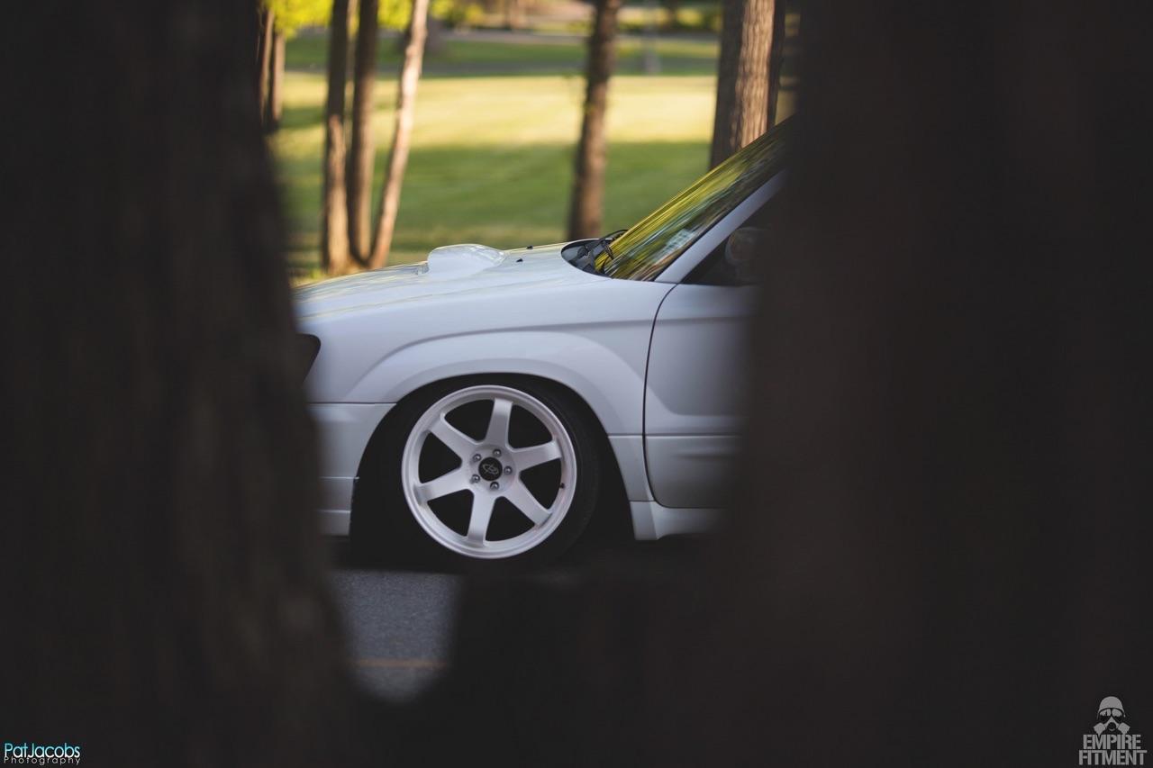 Subaru Forester 2.5 XT Sport - Slammed family ! 3