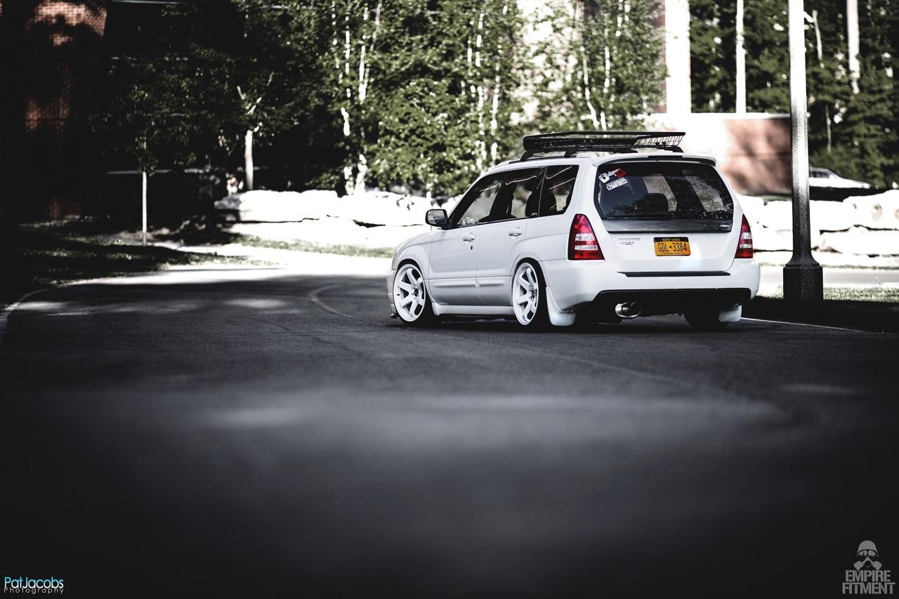 Subaru Forester 2.5 XT Sport - Slammed family ! 7