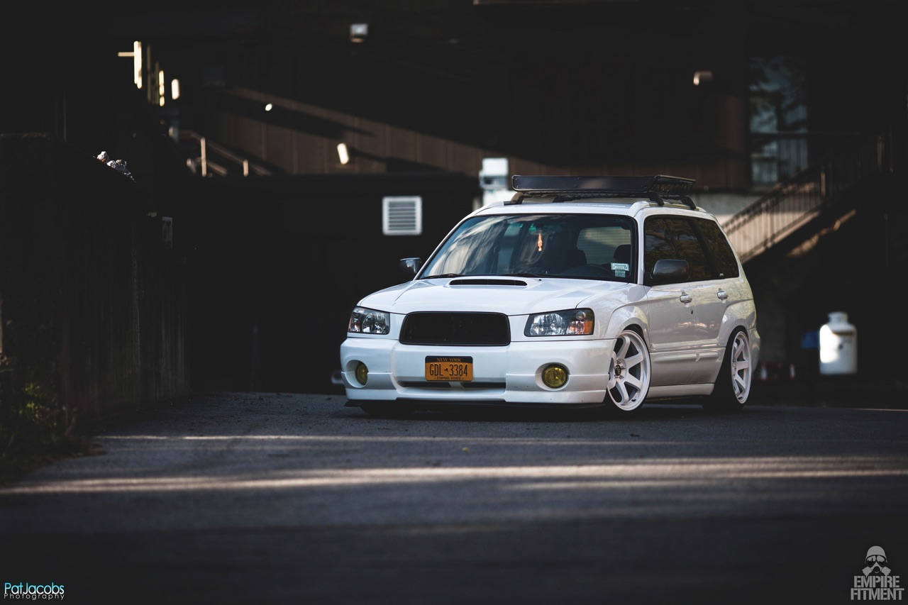 Subaru Forester 2.5 XT Sport - Slammed family ! 11