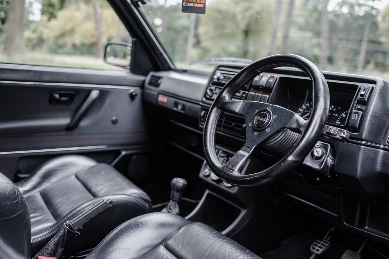 '89 Golf 2 1.8t 20V - 310 bourrins pour une GTi ! 7