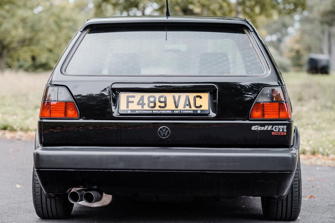 '89 Golf 2 1.8t 20V - 310 bourrins pour une GTi ! 9