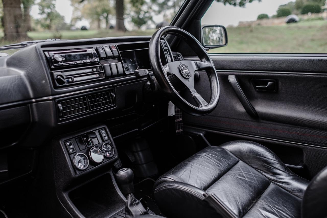 '89 Golf 2 1.8t 20V - 310 bourrins pour une GTi ! 6