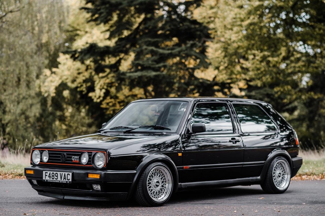'89 Golf 2 1.8t 20V - 310 bourrins pour une GTi ! 10