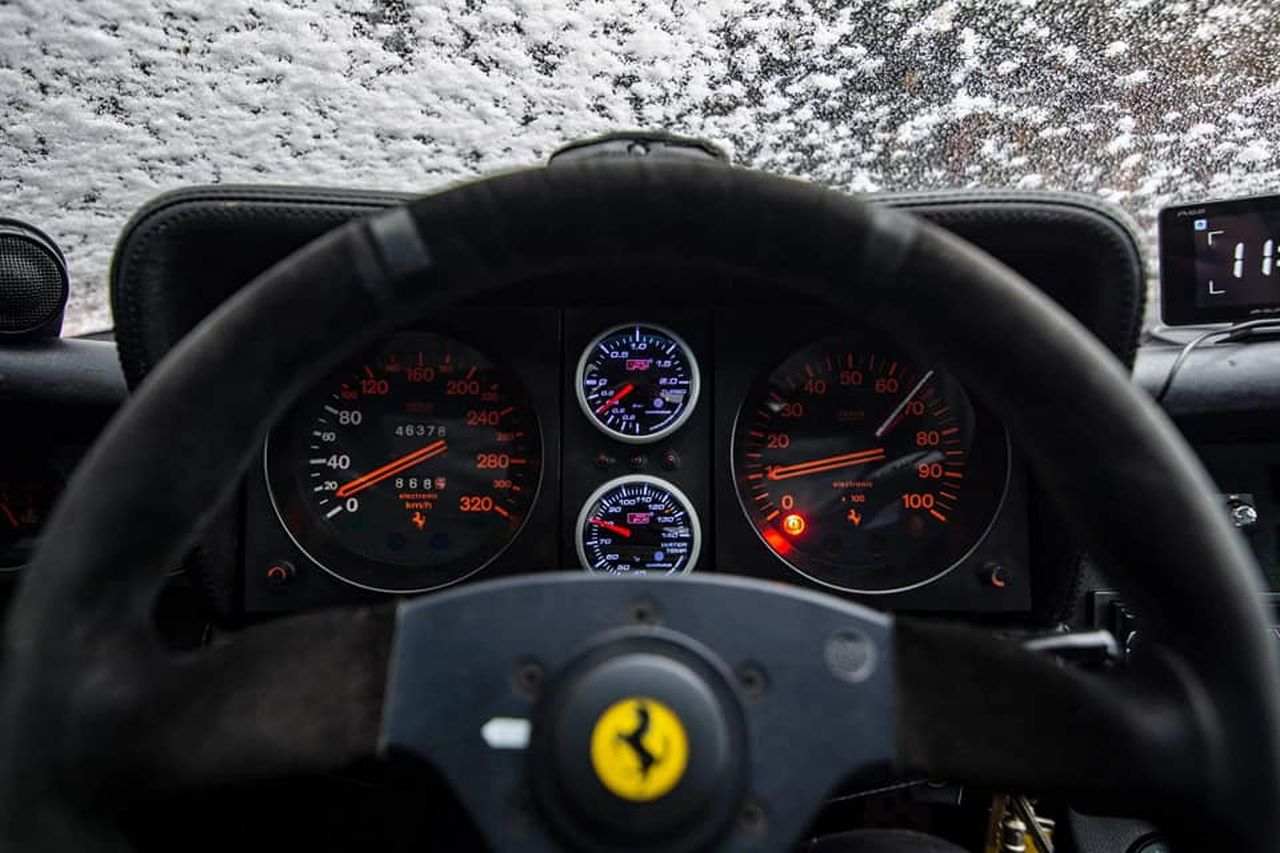 Ferrari 512 BBi Koenig Specials - Vous êtes sssssatellisés (vraiment) ! 4