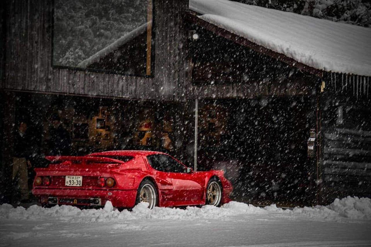 Ferrari 512 BBi Koenig Specials - Vous êtes sssssatellisés (vraiment) ! 1