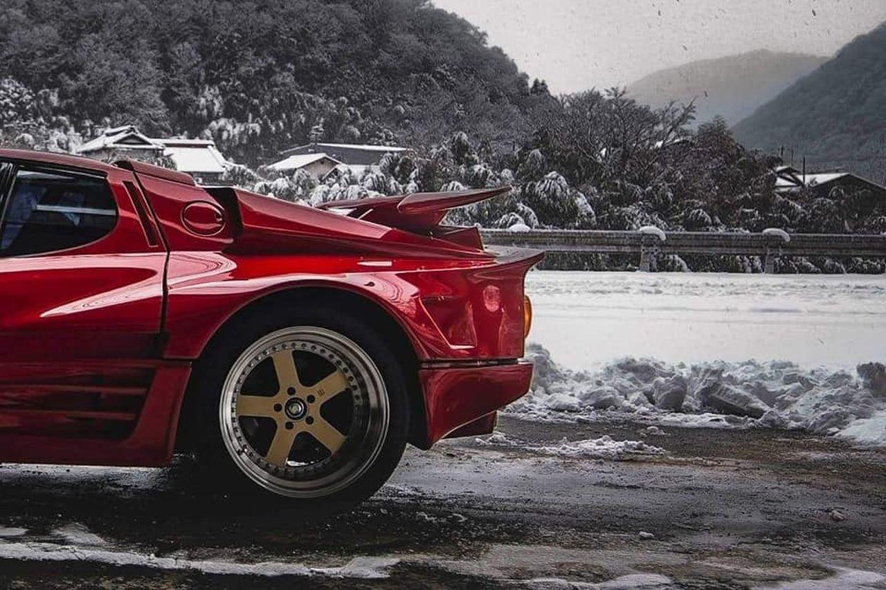Ferrari 512 BBi Koenig Specials - Vous êtes sssssatellisés (vraiment) ! 10