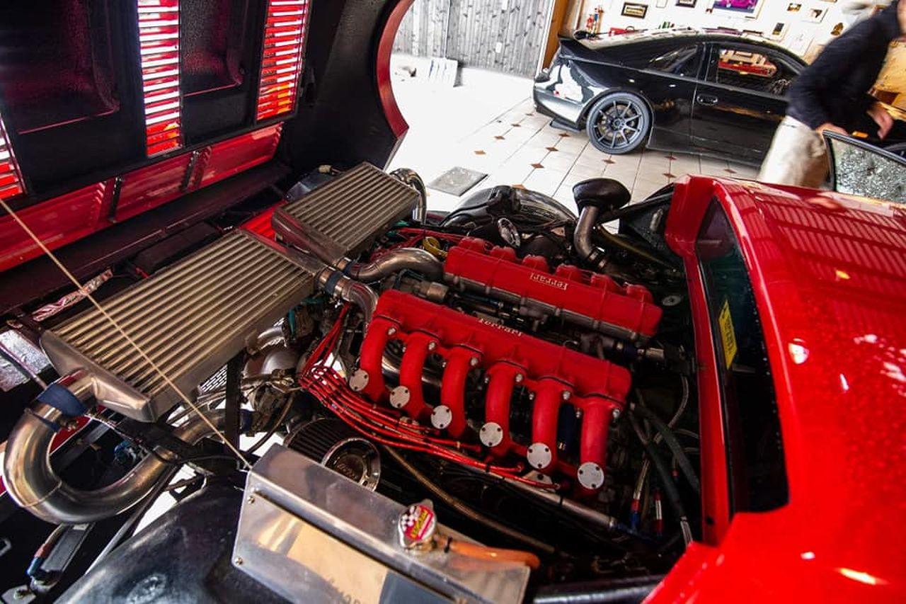 Ferrari 512 BBi Koenig Specials - Vous êtes sssssatellisés (vraiment) ! 2