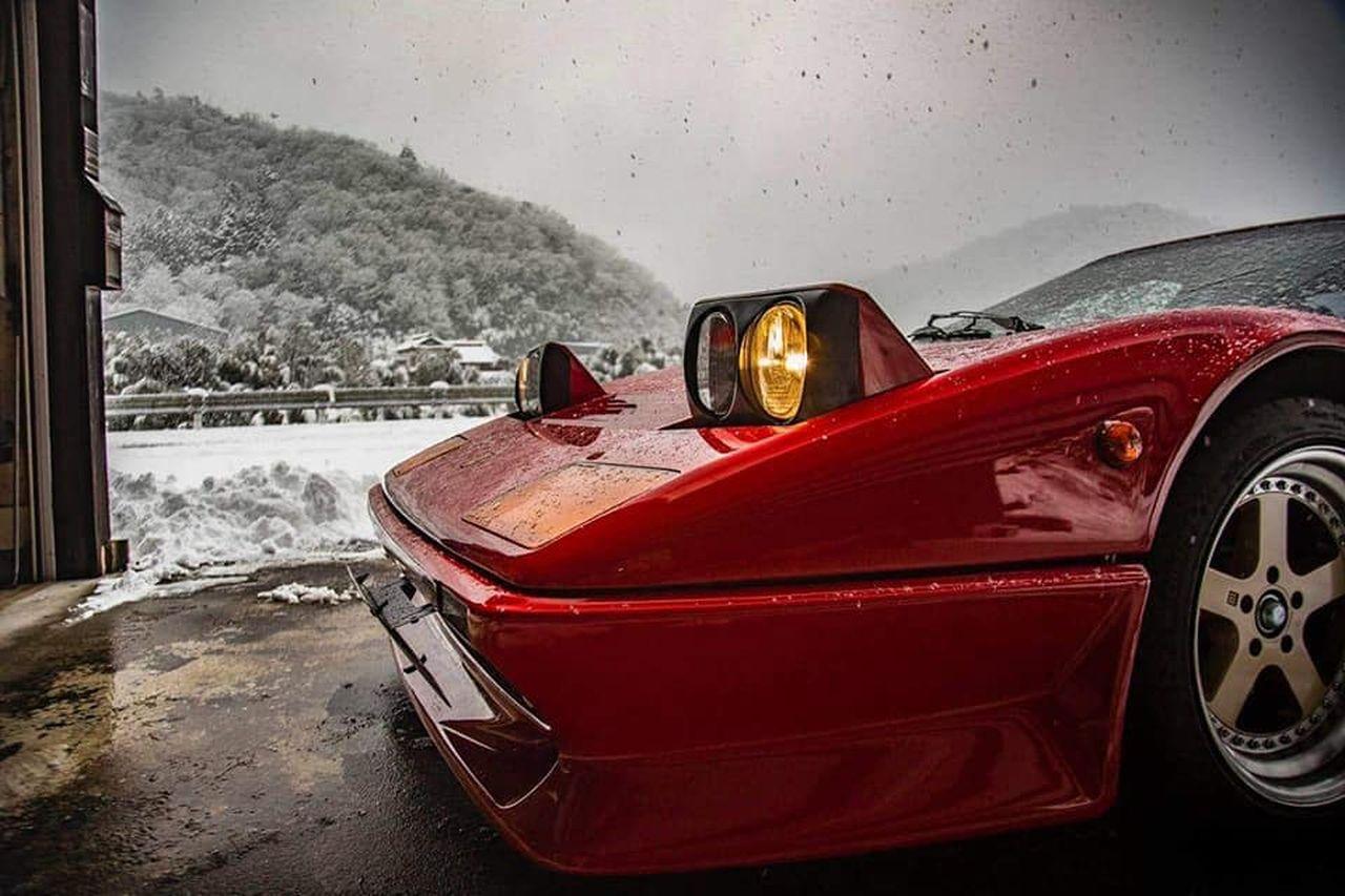 Ferrari 512 BBi Koenig Specials - Vous êtes sssssatellisés (vraiment) ! 8