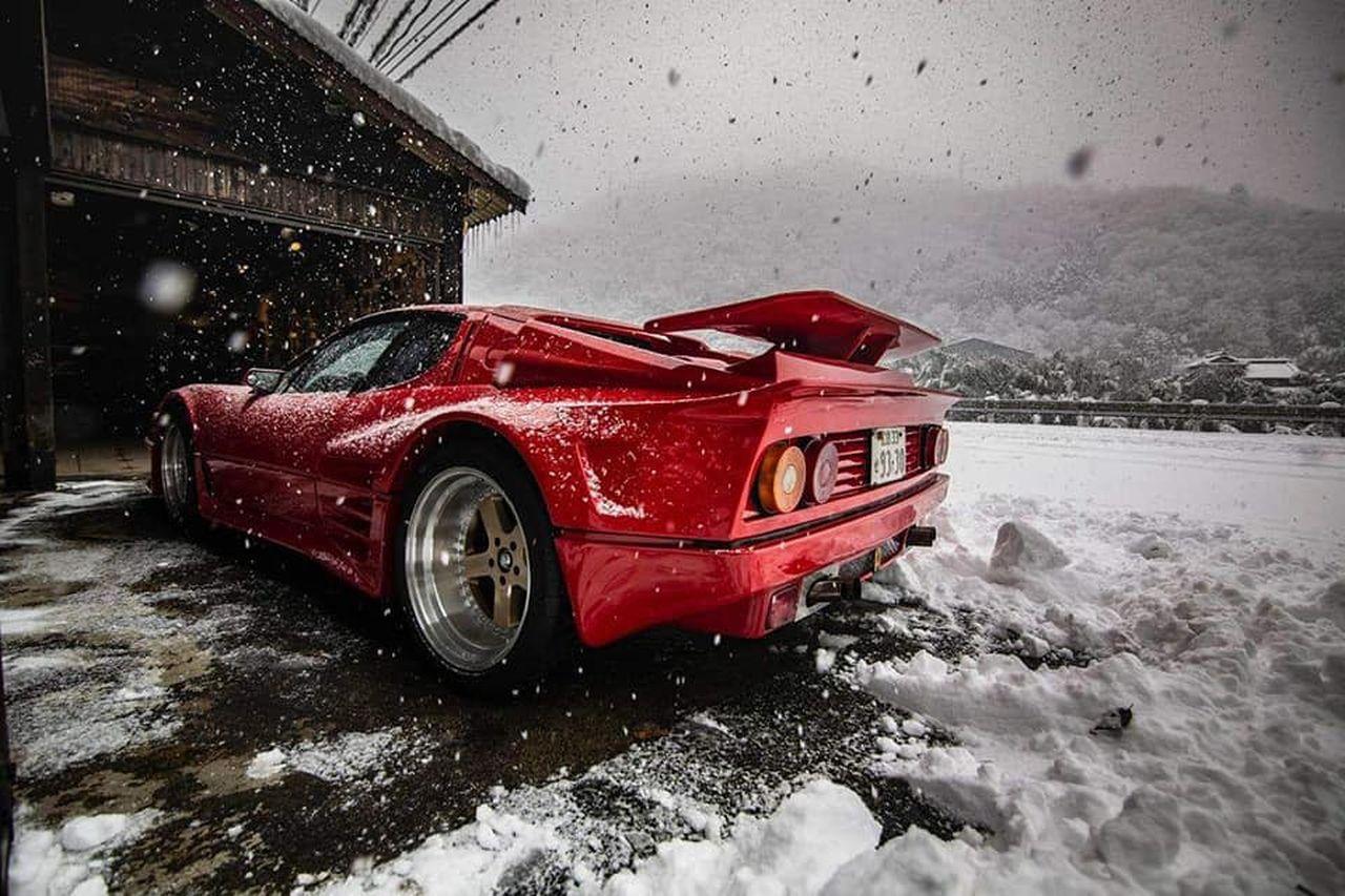 Ferrari 512 BBi Koenig Specials - Vous êtes sssssatellisés (vraiment) ! 5