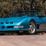 Chevrolet Callaway Corvette Twin Turbo - RPO B2K.