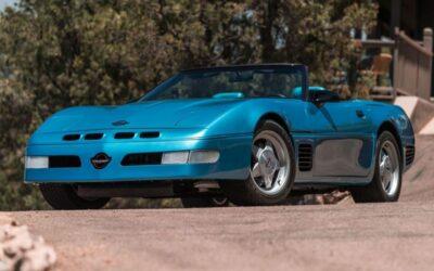 Chevrolet Callaway Corvette Twin Turbo – RPO B2K.