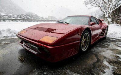 Ferrari 512 BBi Koenig Specials – Vous êtes sssssatellisés (vraiment) !
