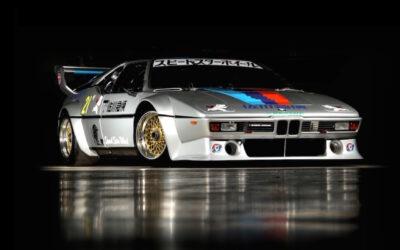BMW M1 Procar SSR – Japanese legend…