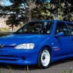 '97 Peugeot 106 Rallye... un peu spéciale !