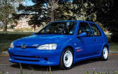 '97 Peugeot 106 Rallye… un peu spéciale !