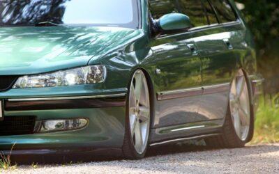 Peugeot 406 Break – Du 19 et de l'air !