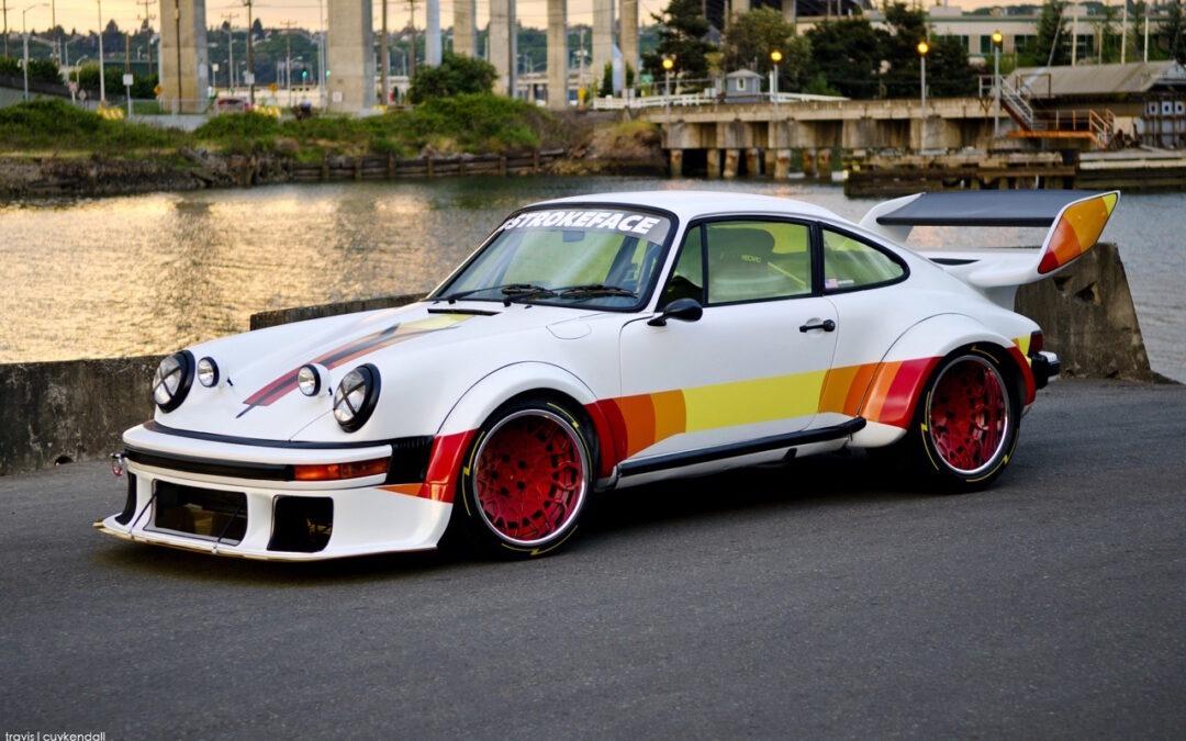'77 Porsche 934/5 street legal – Appelez la BCZRCCR !