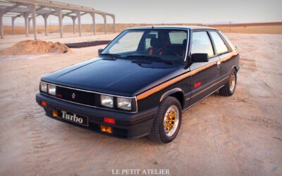 '85 R11 Turbo – Youg'attitude !