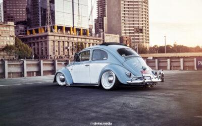 '66 VW Cox – Slammed & fun en Australie !