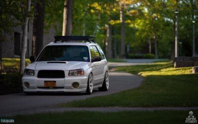Subaru Forester 2.5 XT Sport – Slammed family !