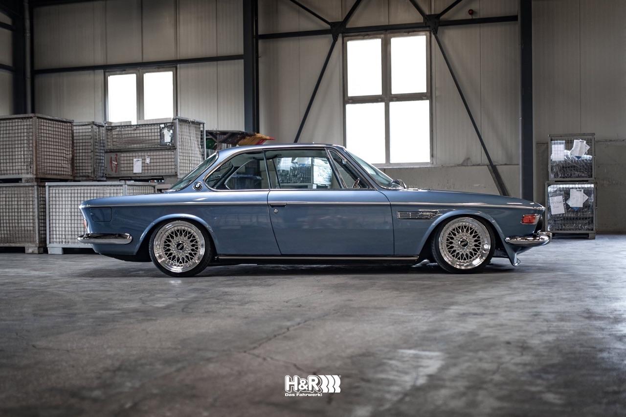 BMW E9 3.0 CSi - La classe à 50 balais ! 6