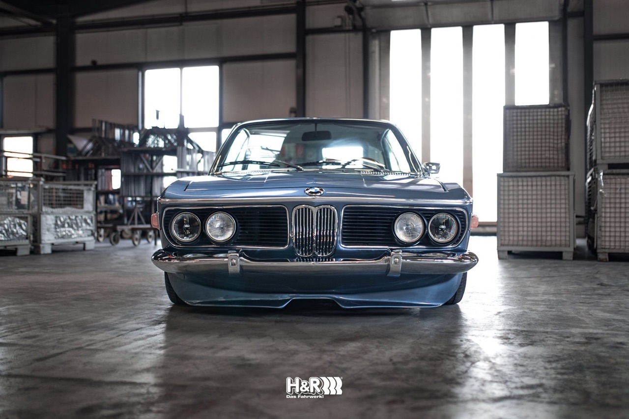 BMW E9 3.0 CSi - La classe à 50 balais ! 4