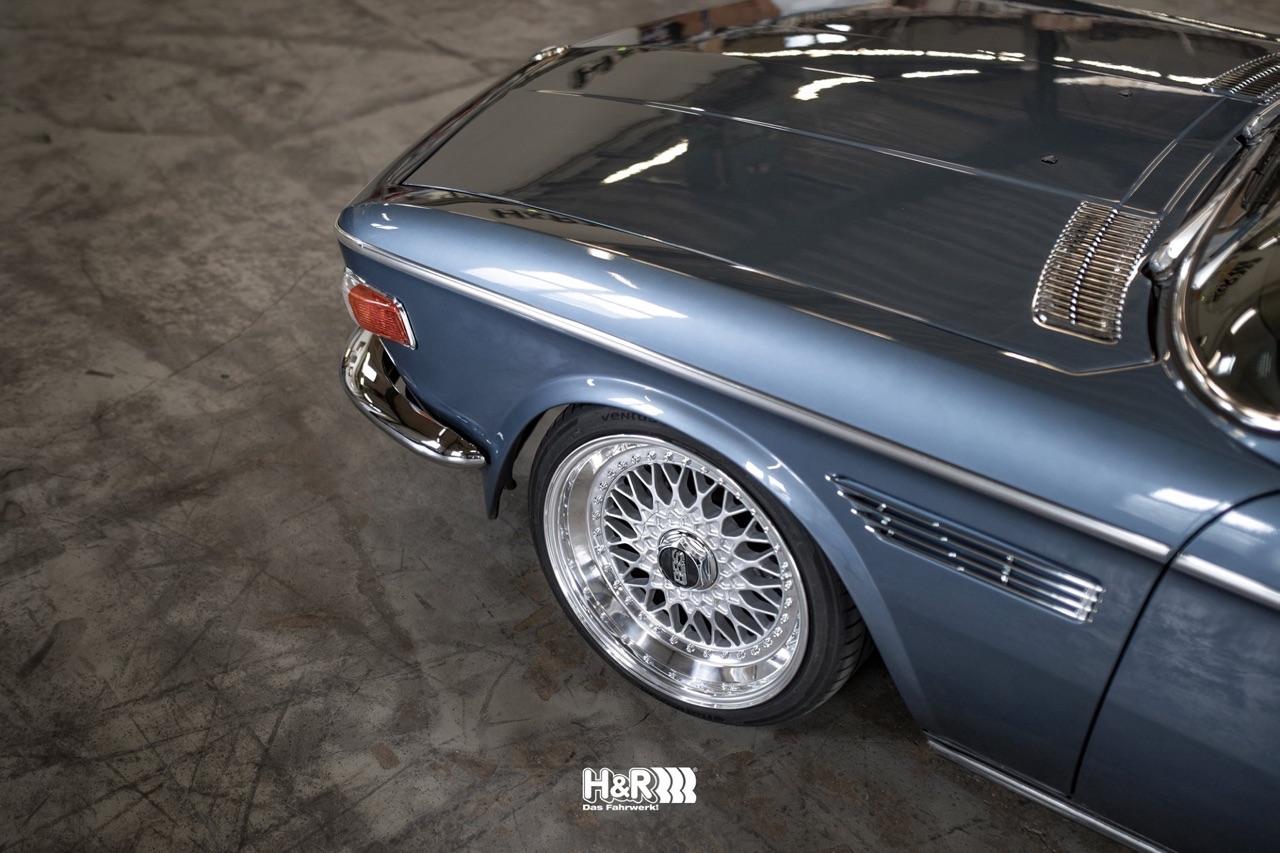 BMW E9 3.0 CSi - La classe à 50 balais ! 2