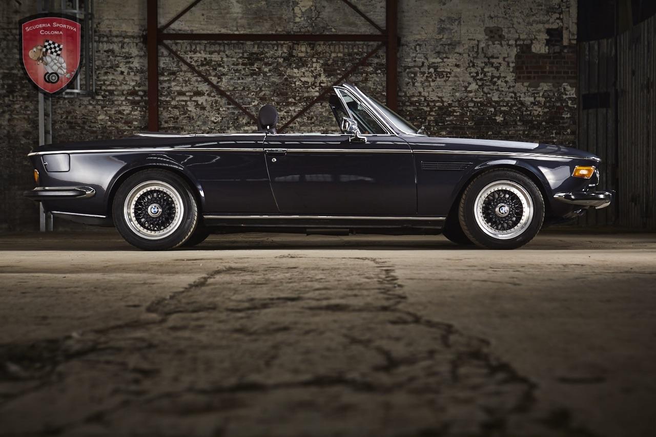 Cabriolet BMW E9 4.5 CSi Turbo... Quand Jürgen Dreschl se lâche ! 2