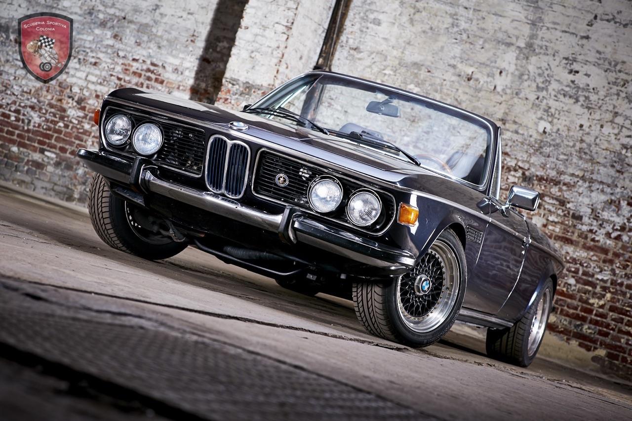 Cabriolet BMW E9 4.5 CSi Turbo... Quand Jürgen Dreschl se lâche ! 6
