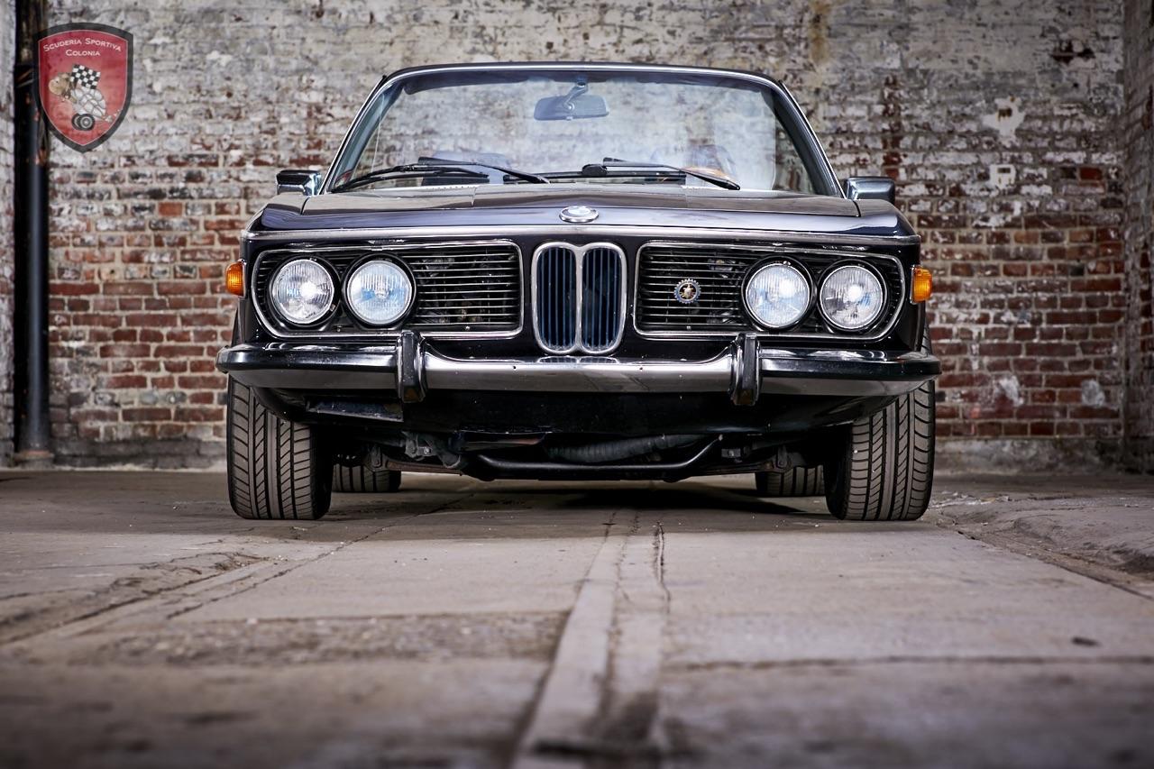 Cabriolet BMW E9 4.5 CSi Turbo... Quand Jürgen Dreschl se lâche ! 7