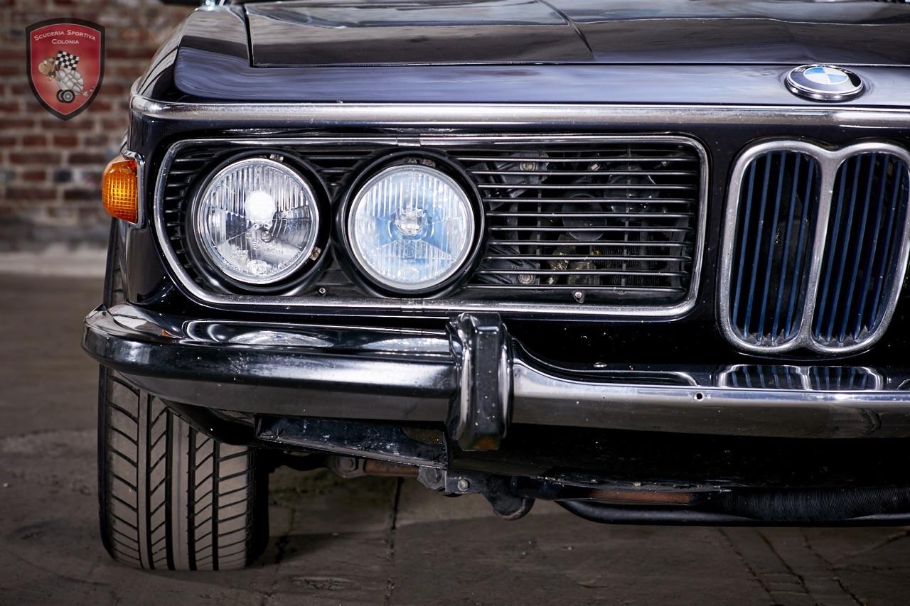 Cabriolet BMW E9 4.5 CSi Turbo... Quand Jürgen Dreschl se lâche ! 5