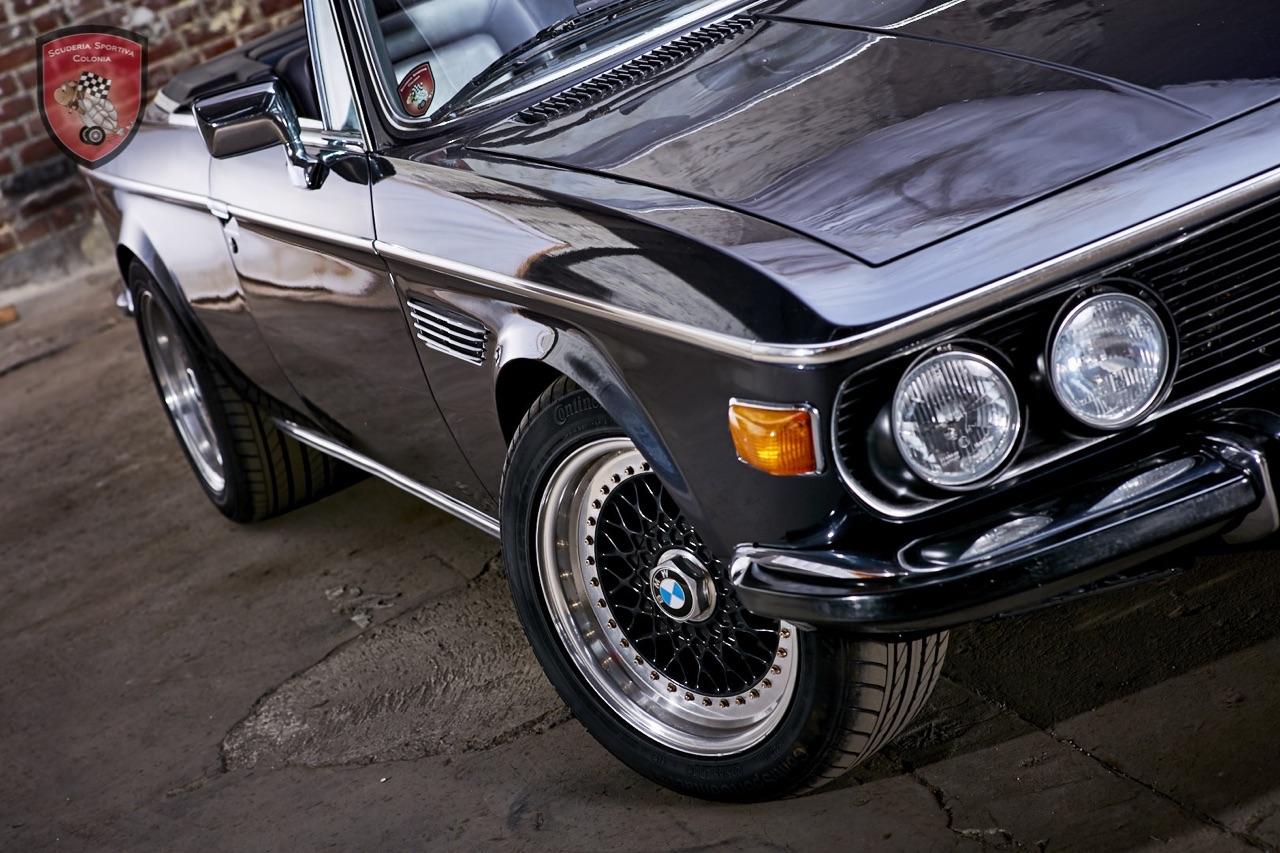 Cabriolet BMW E9 4.5 CSi Turbo... Quand Jürgen Dreschl se lâche ! 1