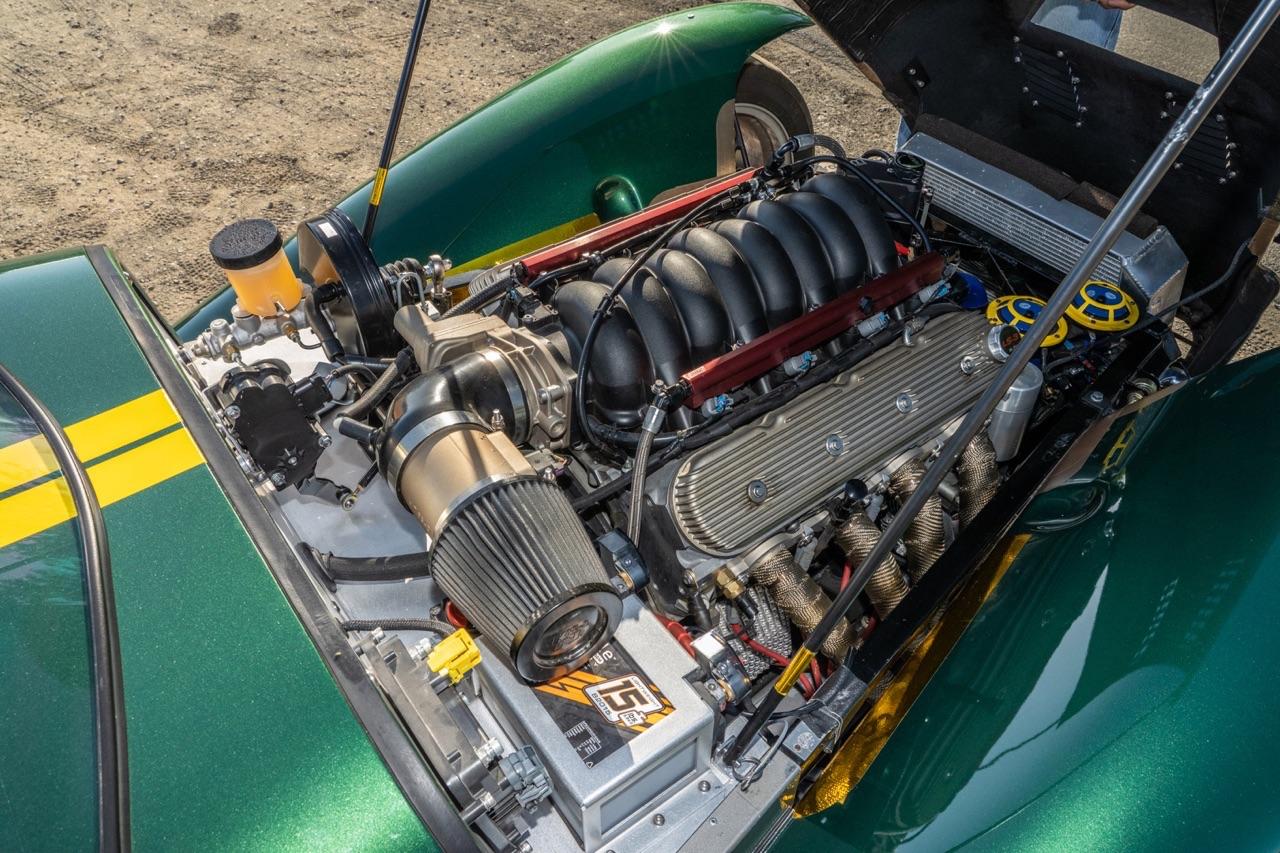 Brunton Stalker Classic R - Aux States, on fout des V8 de partout ! 4