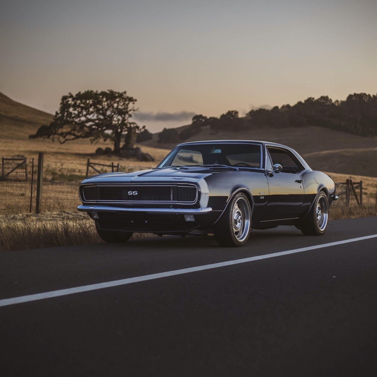'67 Chevy Camaro SS - Chasseuse de Mustang ! 17