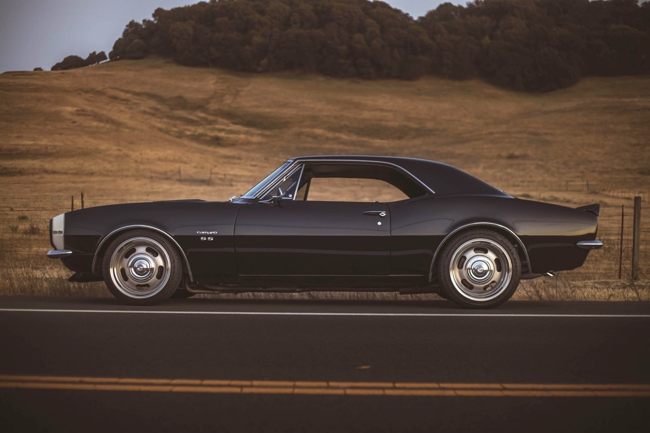'67 Chevy Camaro SS - Chasseuse de Mustang ! 5