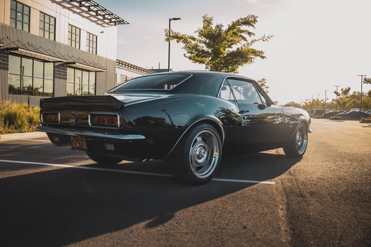 '67 Chevy Camaro SS - Chasseuse de Mustang ! 6