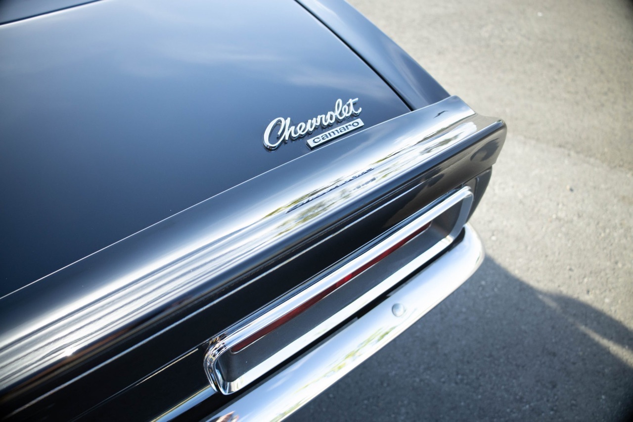 '67 Chevy Camaro SS - Chasseuse de Mustang ! 1